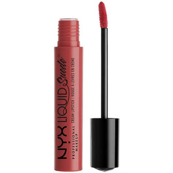 Beauty Damen Lippenstift Nyx Liquid Suede Cream Lipstick soft Spoken  4 ml