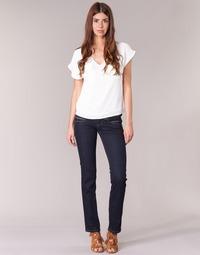 Kleidung Damen Straight Leg Jeans Pepe jeans VENUS Blau / M15