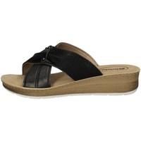 Schuhe Damen Pantoffel Inblu FC 38 BLACK
