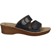 Schuhe Damen Pantoffel Inblu 26 75 BLUE