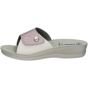 Schuhe Damen Pantoffel Inblu VR 45 CIABATTA Frau LILA LILA