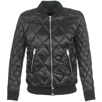 Kleidung Damen Jacken / Blazers Diesel W-TRINA Schwarz