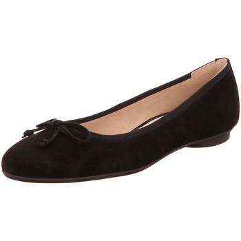 Schuhe Damen Ballerinas Paul Green Ballerina 2598-174 schwarz