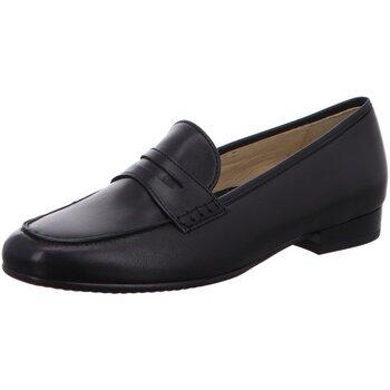 Schuhe Damen Slipper Ara Slipper Kent -F1/2- 12-31232-01 schwarz
