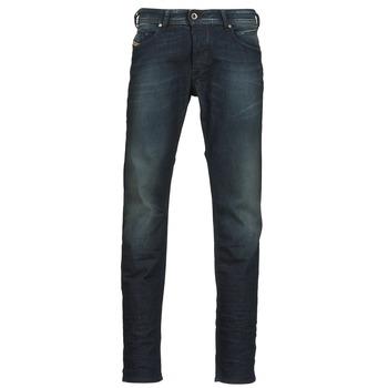 Kleidung Herren Straight Leg Jeans Diesel BELHER Blau