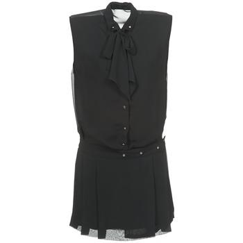 Kleidung Damen Kurze Kleider Diesel D-NEDORA-A Schwarz