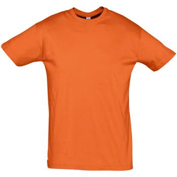 Kleidung Herren T-Shirts Sols REGENT COLORS MEN Naranja