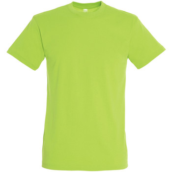 Kleidung Herren T-Shirts Sols REGENT COLORS MEN Verde