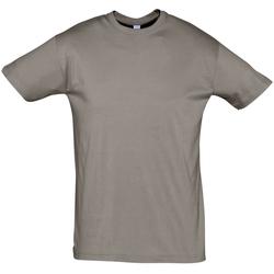 Kleidung Herren T-Shirts Sols REGENT COLORS MEN Gris