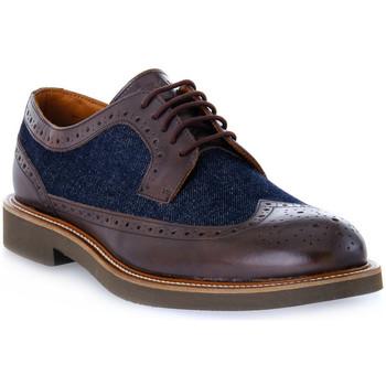 Schuhe Herren Derby-Schuhe Frau SIENA TESTA MORO Marrone