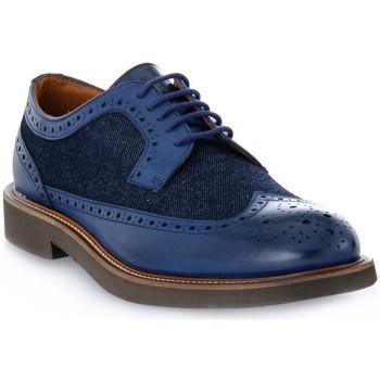 Schuhe Herren Derby-Schuhe Frau SIENA JEANS BLU Blu