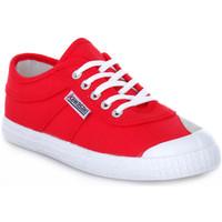 Schuhe Damen Sneaker Low Kawasaki FIERY RED Rosso