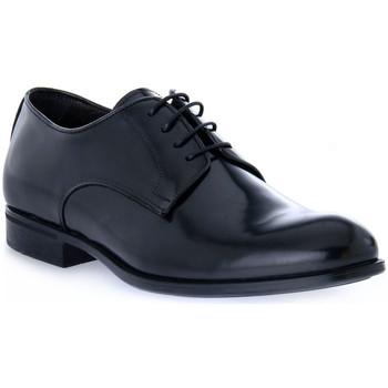 Schuhe Herren Derby-Schuhe Exton BRASIVATO NERO Nero
