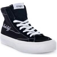 Schuhe Sneaker High Straye FO BLACK Nero