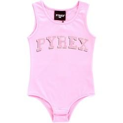 Kleidung Mädchen Tops Pyrex 024858 Rosa