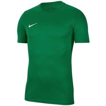 Kleidung Herren T-Shirts Nike Park Vii Grün