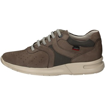 Schuhe Herren Sneaker Low CallagHan 91313 GRAY