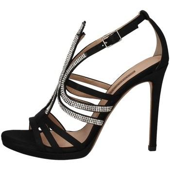 Schuhe Damen Sandalen / Sandaletten Albano 4208 BLACK