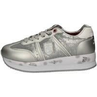 Schuhe Damen Sneaker Low Marina Militare MM1029 SILVER