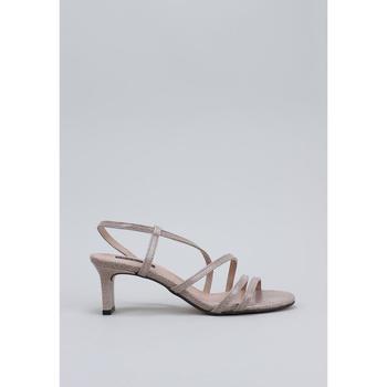 Schuhe Damen Sandalen / Sandaletten Krack LE GUIN Beige