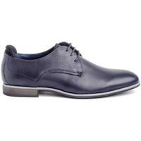 Schuhe Herren Derby-Schuhe Hobb's MC47006-02 Blau