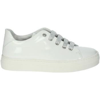 Schuhe Mädchen Sneaker Low Le Petit Bijou 6397LPB Weiss