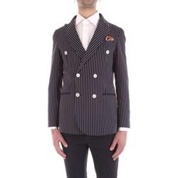 Kleidung Herren Jacken / Blazers Mulish VESPA-GKS907 blau