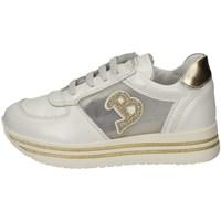 Schuhe Kinder Sneaker Low Balducci 30101002 WEISS