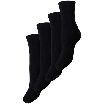 Accessoires Damen Socken & Strümpfe Pieces 17098332 Nero
