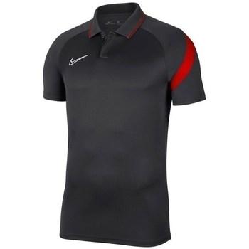 Kleidung Herren Polohemden Nike Dry Academy Pro Schwarz