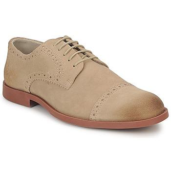 Schuhe Herren Derby-Schuhe Casual Attitude BALTOK Beige