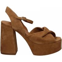 Schuhe Damen Sandalen / Sandaletten Vic NIZZA biscotto