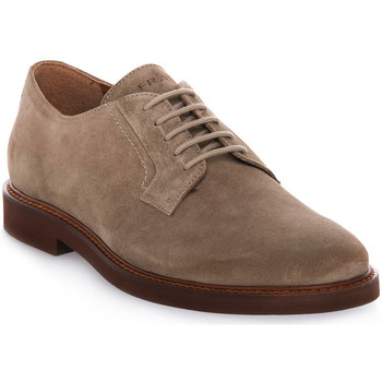 Schuhe Herren Derby-Schuhe Frau SUEDE SUGHERO Beige