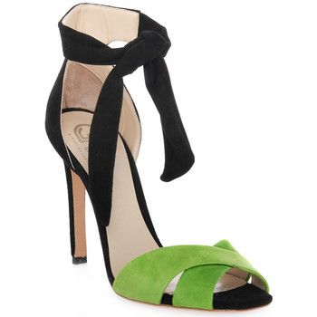 Schuhe Damen Sandalen / Sandaletten Gianni Marra GREEN PLUS Verde