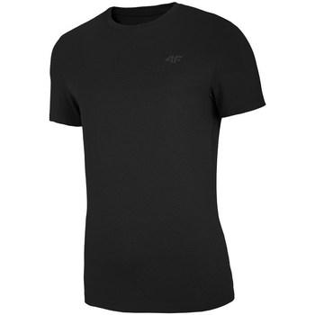 Kleidung Herren T-Shirts 4F TSM003 Schwarz