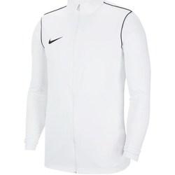 Kleidung Jungen Trainingsjacken Nike JR Dry Park 20 Training Weiß