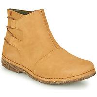 Schuhe Damen Boots El Naturalista ANGKOR Camel