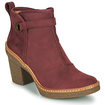 Schuhe Damen Low Boots El Naturalista HAYA Bordeaux
