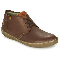 Schuhe Herren Boots El Naturalista METEO Braun