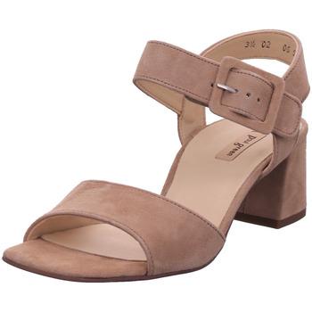 Schuhe Damen Sandalen / Sandaletten Paul Green 0066-7634-006 BEIGE 06
