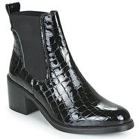 Schuhe Damen Low Boots Myma KIOLI Schwarz