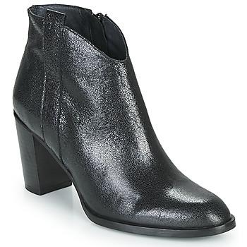 Schuhe Damen Low Boots Myma KAIOLA Schwarz