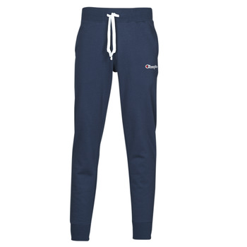 Kleidung Herren Jogginghosen Champion HEAVY COMBED COTTON Marine