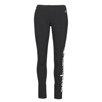 Kleidung Damen Leggings Champion COTTON LYCRA Schwarz