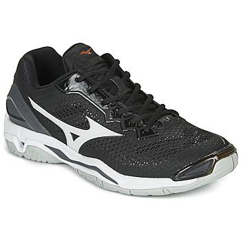 Schuhe Herren Indoorschuhe Mizuno WAVE PHATOM 2 Schwarz