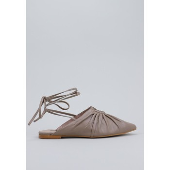 Schuhe Damen Ballerinas Krack CHANGE Beige