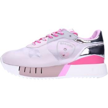 Schuhe Damen Sneaker Low Blauer S0MYRTLE01/RIP Multicolore