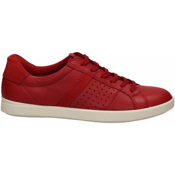 Schuhe Damen Sneaker Low Ecco LEISURE red-tomato
