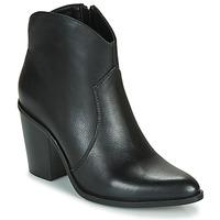 Schuhe Damen Low Boots MTNG 50187-C50074 Schwarz