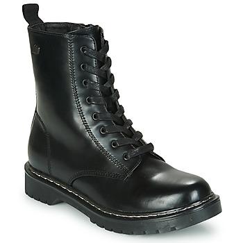 Schuhe Damen Boots MTNG 50192-C47638 Schwarz